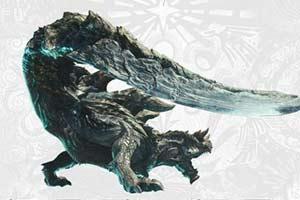 《怪猎世界》冰原DLC新怪物 斩龙亚种酸性斩龙亮相