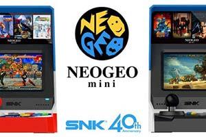 且珍惜!SNK:40周年纪念NEOGEO mini机正式停产
