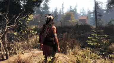 生存游戏《这片土地是我的》秋季开启Steam抢先体验