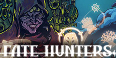 Roguelike元素卡牌闯关游戏《命运猎人》专题站上线