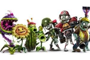 《植物大战僵尸》内测邀请遭泄露 花园战争3在做了!