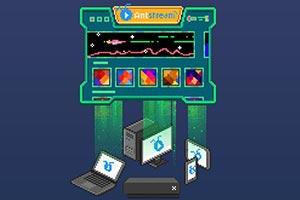 复古游戏带进现代设备!腾讯投资新兴云游戏平台!