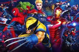 《漫画英雄3》首发远超预期 今年第三强势的NS游戏!