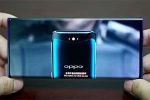 OPPO公布瀑布屏新机 高曲度高占屏比极具冲击力