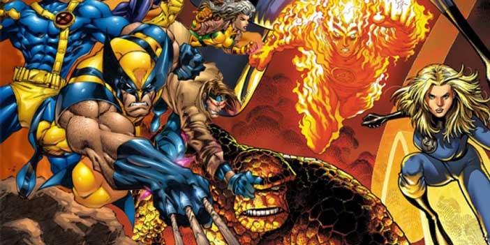 《神奇四侠》《X战警》回归,漫威如何开启下个十年