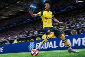 《FIFA 20》PC配置公布 延用寒霜引擎配置要求不高!