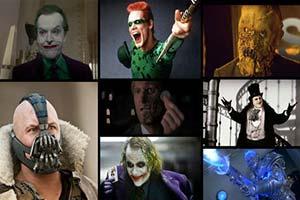 《蝙蝠侠》系列经典反派另类解读!哥谭市的至暗时刻