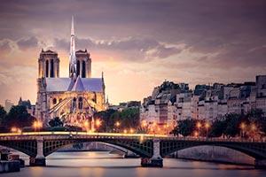 """巴黎圣母院屋顶设计大赛:中国作品""""巴黎心跳""""获胜"""