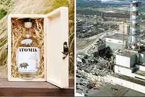 核子伏特加你敢喝吗? 切尔诺贝利产谷物及水酿成!