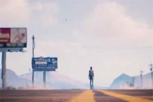在炎热公路上独自前行《奇异人生2》第4章先导预告