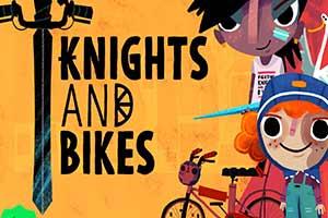 手绘风格寻宝冒险!《骑士与自行车》确定发售日!