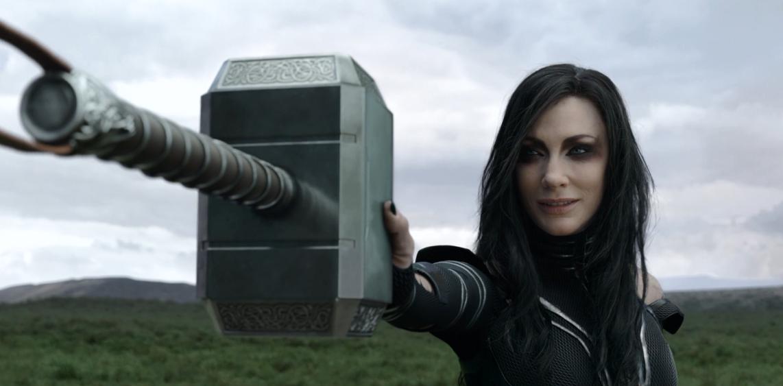 漫威:海拉为何能单手摧毁雷神之锤,她凭什么?