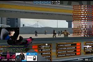 比外挂还准!《CS:GO》TenZ 晒变态级训练视频!