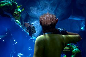 PS4《大圣归来》公布剧情预告片 石破天惊大圣归来