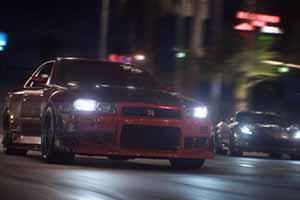 《极品飞车:热度》正式公布 街头非法赛车11.8发售!