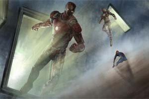 《蜘蛛侠2》将成索尼影业史上票房最高影片 新概念图