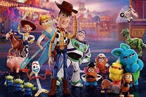 《玩具总动员4》是迪士尼今年第五部10亿美元电影!