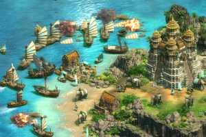 GC19:《帝国时代2决定版》发售日公布 一代已上市!