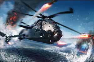 GC19:THQ飞行射击新作《科曼奇》公布!预告首曝