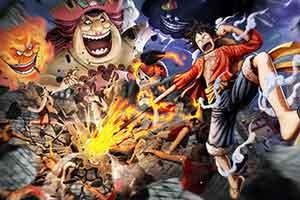GC19:《海贼王无双4》新预告发布 游戏画面初公开!