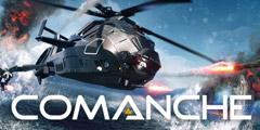 现代战争飞行射击游戏《科曼奇》Comanche专题站上线