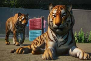 "GC19:养""狮子王?#20445;?#26032;作《动物园之?#24688;?#23454;机演示"