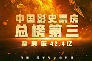 《哪吒》票房超《复联4》跃居中国影史票房第三!