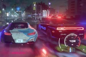 GC19:《极品飞车21》新实机演示 与多辆警车互飙!