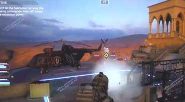 军事射击游戏新作《鬼魅部队》实机试玩视频公布!