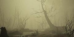 《布莱尔女巫》实机演示 扮演警官在阴森木屋中探索