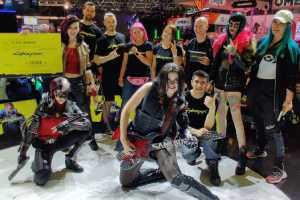 GC19:《赛博2077》cosplay首轮预选赛冠军已诞生!