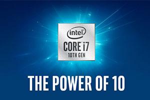 英特尔第十代桌面CPU日期遭泄露!最高可达10核!