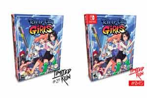 《热血少女》将推出实体版 游戏限定版豪华特典介绍!
