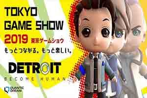 《底特律》厂商确认参展TGS 三款主角Q版玩偶公布