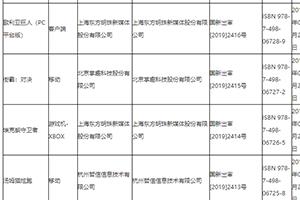 進口網絡游戲審批名單出爐 騰訊《戰場女武神》過審