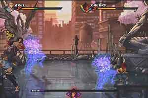 经典街机格斗神作《怒之铁拳4》高清重制版试玩演示