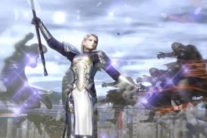 《无双大蛇3:终极版》圣女贞德战斗图片 风姿优美!