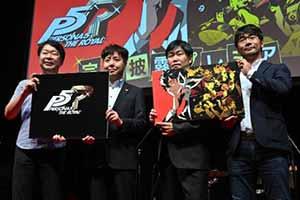 《P5R》举办盛大庆典庆祝游戏完工 来感受热闹氛围!