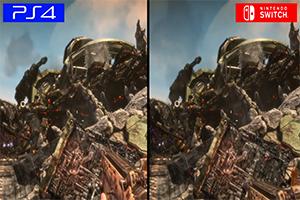 《子弹风暴》PS4/NS版对比 你愿意用30帧换取便携吗