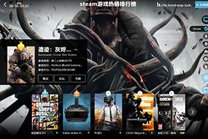 8.26-9.1全球游戏销量排行榜 《GTA5》还能再卖十年