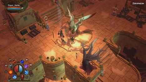 经典ARPG《火炬之光2》主机版正式发售 宣传片放出