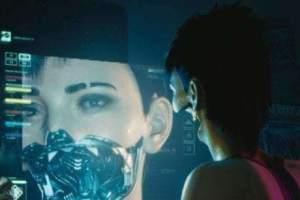 《赛博朋克2077》全程第一人称 但想看主角很容易!