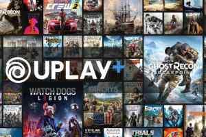 育碧uplay+会员订阅服务上线 首月免费畅玩百款游戏!