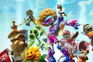 《植物大战僵尸》新作公布!10月发售 还能立即开玩!