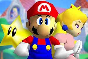 牛人自制PC版《超级马里奥64》!首个技术演示公布