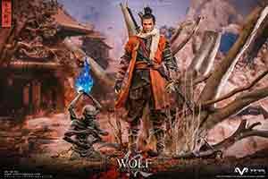 《只狼》主角狼全新手办 大量配件还原游戏义肢功能