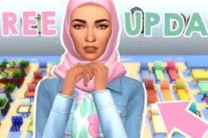 《模拟人生4》发布更新预告 将加入穆斯林服装、建筑