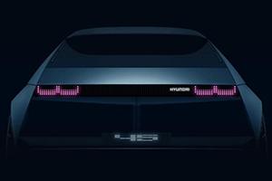 向经典致敬!现代全新概念车最新预告图正式发布!