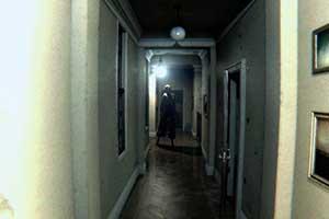玩家改变视角发现《P.T.》恐怖秘密:丽莎一直跟着你