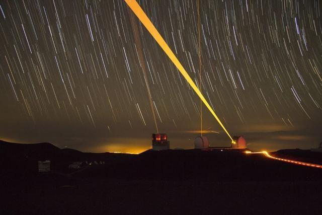 科学家称可制造激光灯塔,引外星人找到地球
